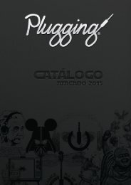 Catalogo Plugging Atacado 2015