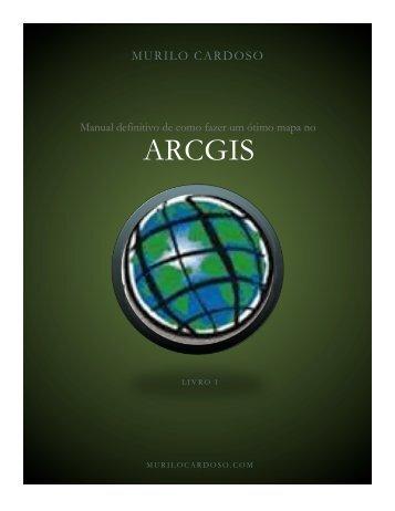 Como fazer um bom mapa no ARCGIS