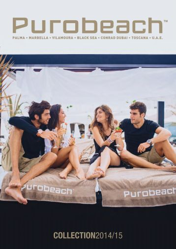 Purobeach Collection 2014/2015