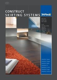 METAL-SKIRTING-SYSTEMS  -  CONSTRUCT