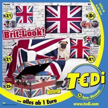 TEDi - Brit-Look! - 27.08.2014 - AT