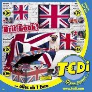 TEDi - Brit-Look! - 27.08.2014 - D