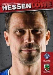 Hessenlöwe - Ausgabe 1 2014/2015