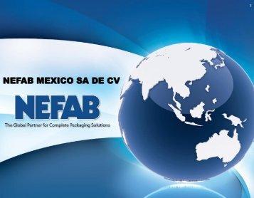 NEFAB MEXICO SA DE CV