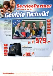 ServicePartner: Geniale Technik!