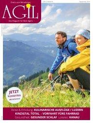 AGIL-DasMagazin - Ausgabe September 2014