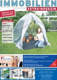 IMMOBILIEN Extra August 2014