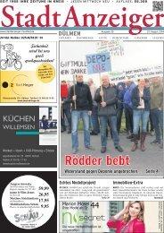 Stadt Anzeiger Dülmen kw 35