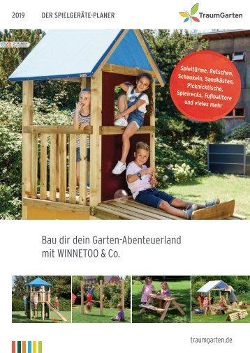 Brügmann Gartenspielgeräte für den privaten Bereich