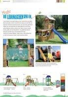 Brügmann Gartenspielgeräte für den privaten Bereich - Seite 7
