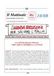 Il-Mattinale-WEEKEND-10-agosto-2014