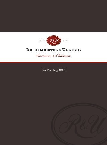 Der Katalog 2014