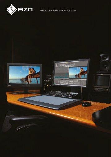 EIZO - Monitory do profesjonalnej obróbki video (2011-03).indd