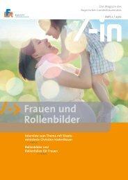 Frauen und Rollenbilder - Bayerisches Staatsministerium für Arbeit ...