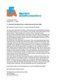 Im November 2008 Ausgabe Nr. 11 / 2008 11. Rundbrief des ...