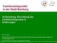 Modellstandort Stadt Bamberg