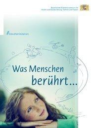 Was Menschen - Bayerisches Staatsministerium für Arbeit und ...