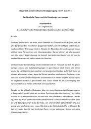Dr. Jürgen Busse, Geschäftsführendes Präsidialmitglied - Bayern