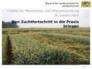 Vortrag Dr. Lorenz Hartl 1,8 MB - Bayern