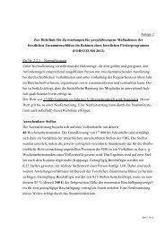 FORSTZUSR 2012 Anlage 2 Reinschrift