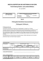 Betriebliche Zusammenhänge 347 KB - Bayern