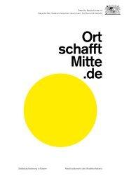 Abschlussbericht des Modellvorhabens - Bayerisches ...