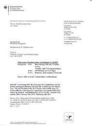 Allgemeines Rundschreiben Straßenbau (ARS) Nr. 16/2013