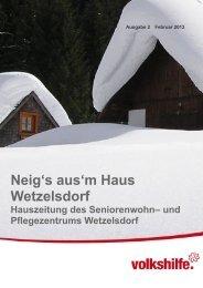 Ausgabe 2 - Volkshilfe Steiermark