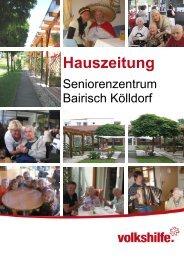 Hauszeitung - Volkshilfe Steiermark