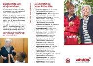 heimhilfe. - Volkshilfe Steiermark
