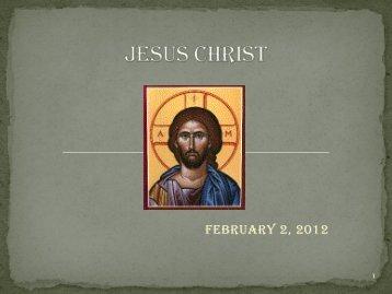 17. C10 Who is Jesus Christ-Marcella C.pdf - St. Thomas More