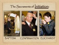 10. C2, C3-Sacraments of Initiation(for posting)Fr ... - St. Thomas More