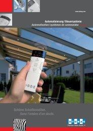 Download Prospect Automatisation / systèmes de ... - Stobag
