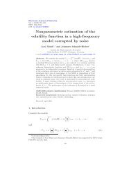 View Screen Optimized PDF - Project Euclid