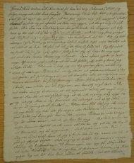 Löfqvists brev till Johanna