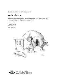 Arlandastad - Stockholms läns museum
