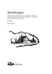 Stureborgen - Stockholms läns museum