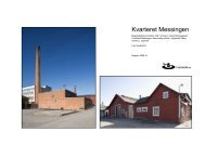 Kvarteret Messingen (19.5 MB) - Stockholms läns museum