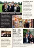 Taking Stock issue 43, autumn 2009 - Stockport Grammar School - Page 4