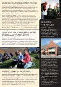 Taking Stock issue 50, winter 2011/2012 - Stockport Grammar School - Page 7