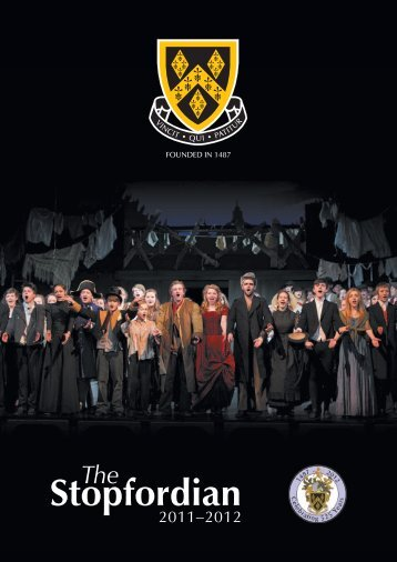 Download the 2011-2012 Stopfordian (pdf) - Stockport Grammar ...