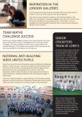 Taking Stock issue 47, winter 2010/2011 - Stockport Grammar School - Page 5