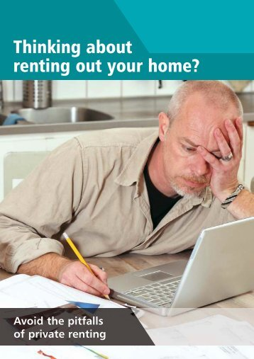 avoid the pitfalls of renting - Stockton-on-Tees Borough Council