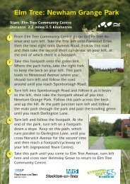 Elm Tree, Newham Grange Park route.pdf - Walking for Health