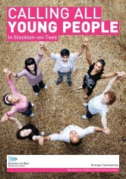 Download an application form to join the Young Residents