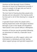 Services for People - Stockton-on-Tees Borough Council - Page 2