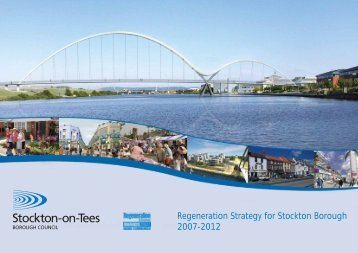 Regeneration Strategy - Stockton-on-Tees Borough Council