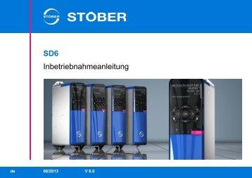 SD6 - STÖBER ANTRIEBSTECHNIK GmbH + Co. KG