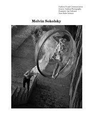 Melvin Sokolvsky by Sara Habte Selassie - Textile and Fashion ...