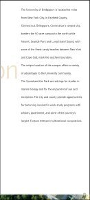 Overview - University of Bridgeport - Page 3